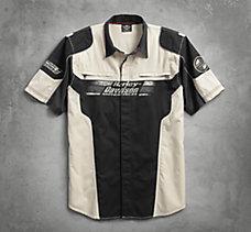 Performance Colorblock Shirt