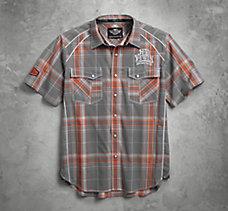 SYN3 Plaid Shirt