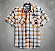 Est. 03 Textured Plaid Shirt