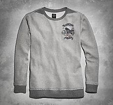 Hell on Wheels Waffle Knit Shirt