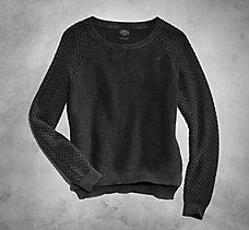 Hi-Low Hem Sweater