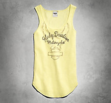 Outline Graphic Tank