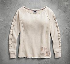 Eagle & Rose Pullover Sweatshirt