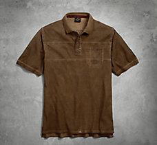 Model Name Polo Shirt