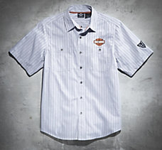 Easy-Care Tradition Stripe Shirt