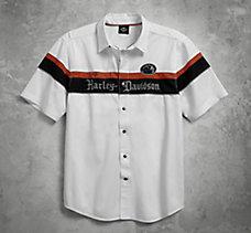 Performance Chest Stripe Shirt