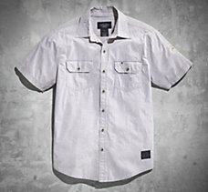 V-Twin Powered Striped Shirt