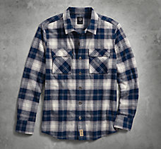 Plaid Workwear Shirt