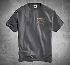 110th Anniversary Stack Tee