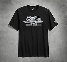 Willie G. Original Sketch Tee No...