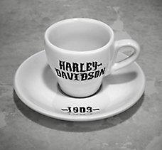 Espresso Mug & Saucer