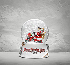 2016 Mini Snowglobe
