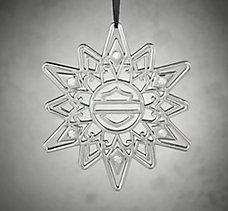 Star Logo Ornament
