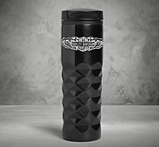 Diamond Plate Travel Mug