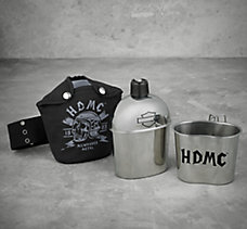 Metal Canteen & Cover