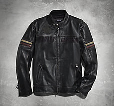 Scavenger Leather Jacket