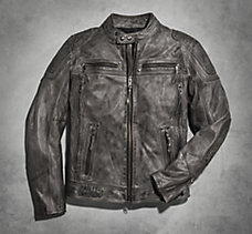 Carboy Leather Jacket