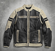 Knave Textile/Leather Riding Jac...