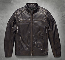 Benson Leather Jacket