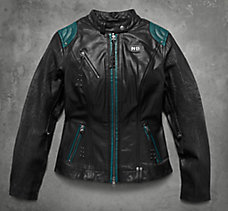 Impulsive Leather Jacket
