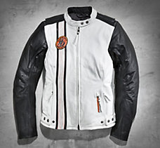 Chase Waterproof Leather Jacket