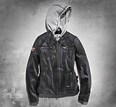 Valley II Leather Jacket