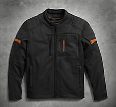 Longhorn Windproof Riding Jacket