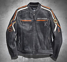 Boulevard Leather Jacket