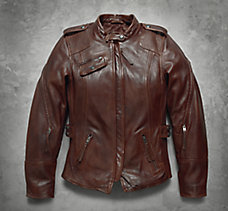Uproot Leather Jacket