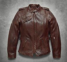 Uproot Leather Jacket