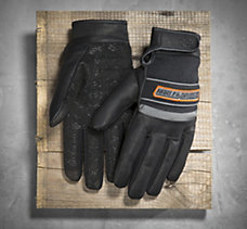 Defender Full-Finger Gloves