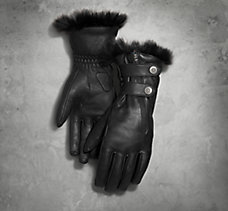 Slate Gauntlet Gloves