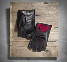 Junction Fingerless Gloves
