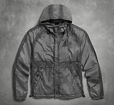 Lightweight Packable Nylon Jacke...