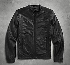 Lightweight Coated Jacket