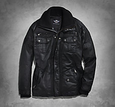 Out-of-Reach Waxed Jacket