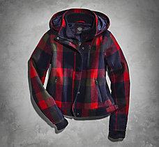 Buffalo Check Jacket