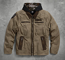 Hayden 5-in-1 Workwear Jacket