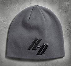 3D H-D Knit Hat