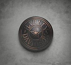 Circle Star Buckle