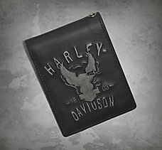 Shadow Eagle Bi-Fold Wallet