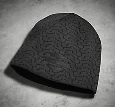 Reversible Tread Knit Hat