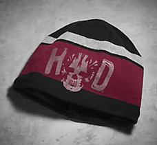 Skull Infrared Knit Hat
