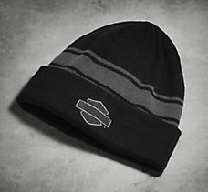 Logo Cuffed Knit Hat