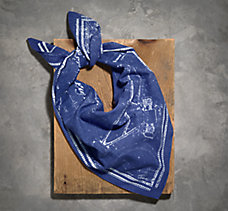 Blueprint Bandana