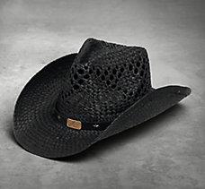 Straw Star Cowboy Hat