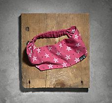 Star Knit Headband