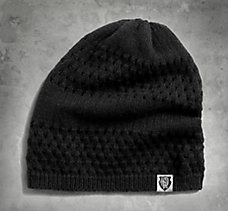 Slouch Open Knit Hat