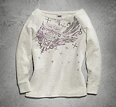 Pullover Sleep Sweatshirt