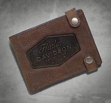 Snap Bi-Fold Wallet
